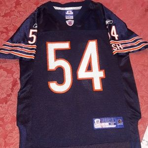 Chicago Bears Brian Urlacher Jersey